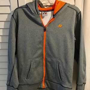 Other - Russell Athletics full zip hoodie sz youth XL